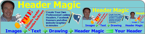 Sample Header Magic Image